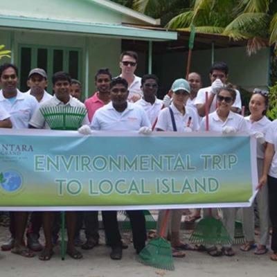 Centara Grand Environment Conservation Event