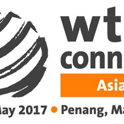 WTM connect logo with the name used in 2017 fair