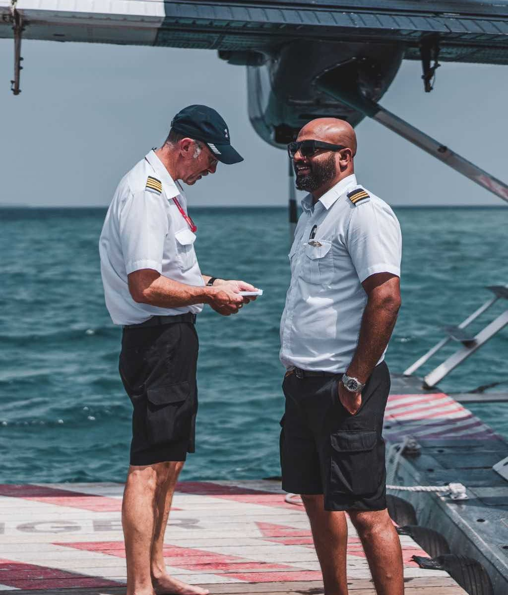 11 Questions With A Trans Maldivian Airways Seaplane Pilot