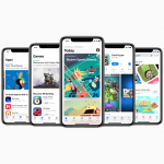 Apple launches its services in 20 new countries and regions.