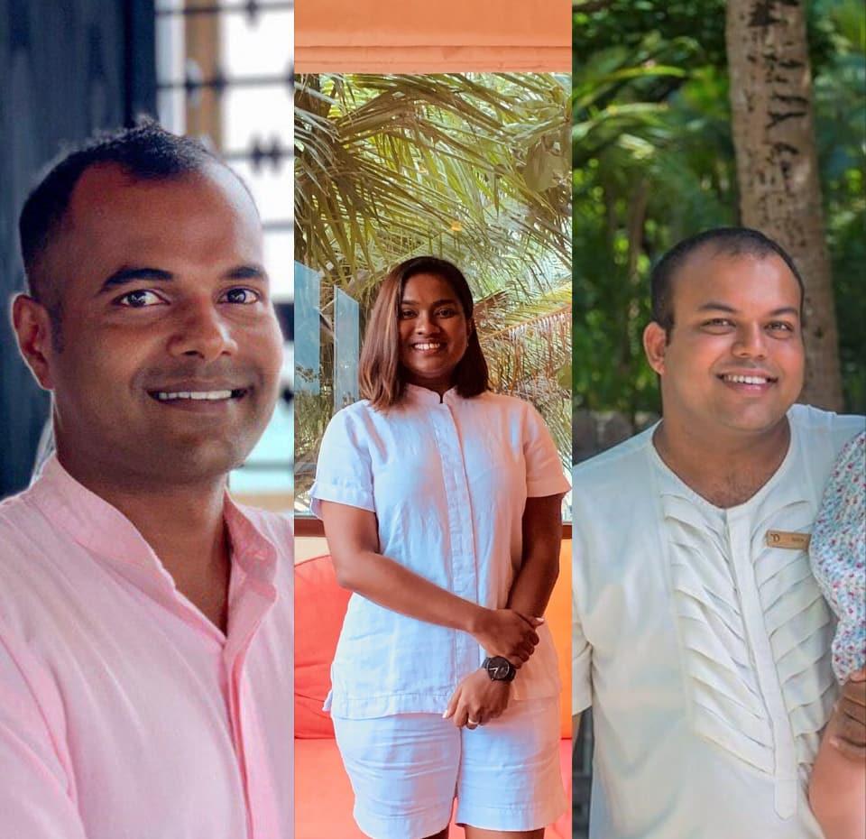 Meet your Butler of Maldives.