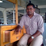 Adaaran Resorts , Head of Airport Operation of Rameez Hassan. A true insipiration for budding young Hoteliers.