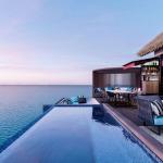 Rock Star villa at hard rock hotel Maldives