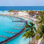 Crossroads Maldives marina