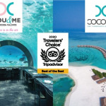 Cocoon and You & Me by Cocoon wins tripadvisor traveller's choice.