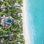 aerial view of IHG property InterContinental Maldives Maamunagau Resort