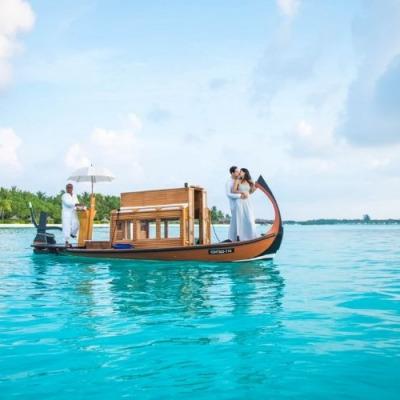 Wedding at Four Seasons Resort Maldives at Kuda Huraa