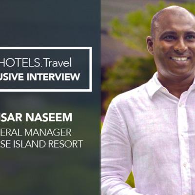 Qaisar Naseem, group general manager at villa hotels