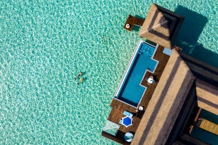 Accor's property, Pullman Maldives Maamutaa Resort