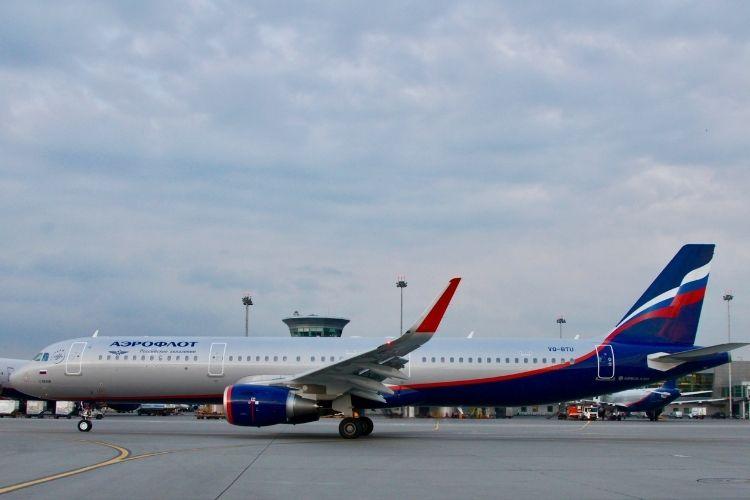 Aeroflot Maldives