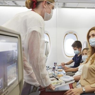 Emirates travel cover
