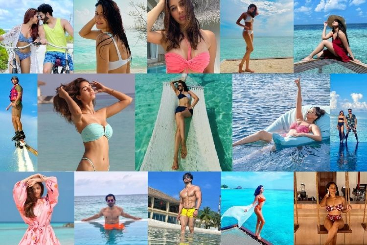 Indian Celebrities that Visited Maldives After Lockdown