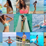 Indian celebrities in the Maldives
