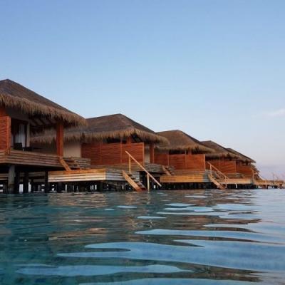 Kudafushi Resort & spa festive sparkle