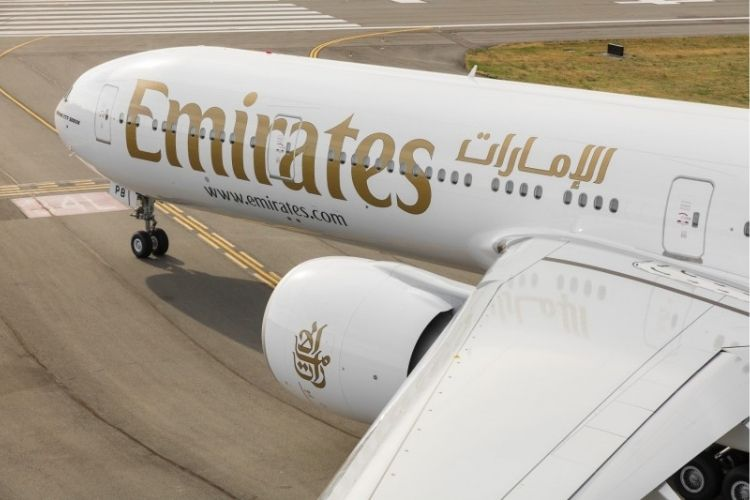 Emirates to operate 3 flights to maldives