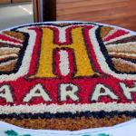 Heritance Aarah christmas cake mixing