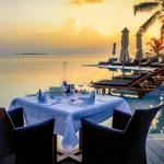 Kuredu Maldives restaurant