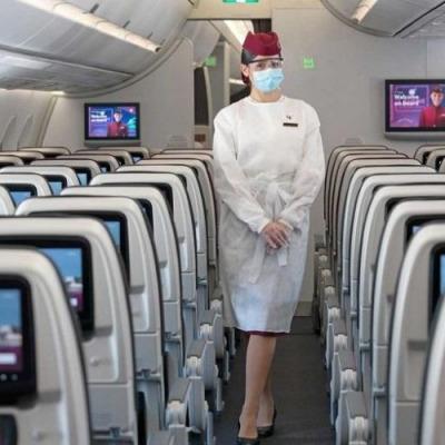Qatar Airways Health and Safety