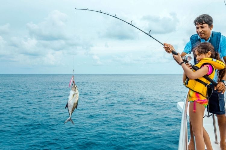 COMO Maalifushi fishing