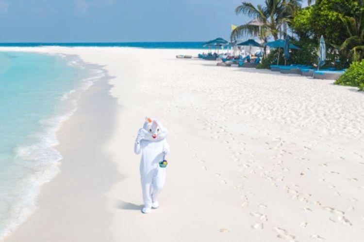 Seaside Finolhu easter 2021