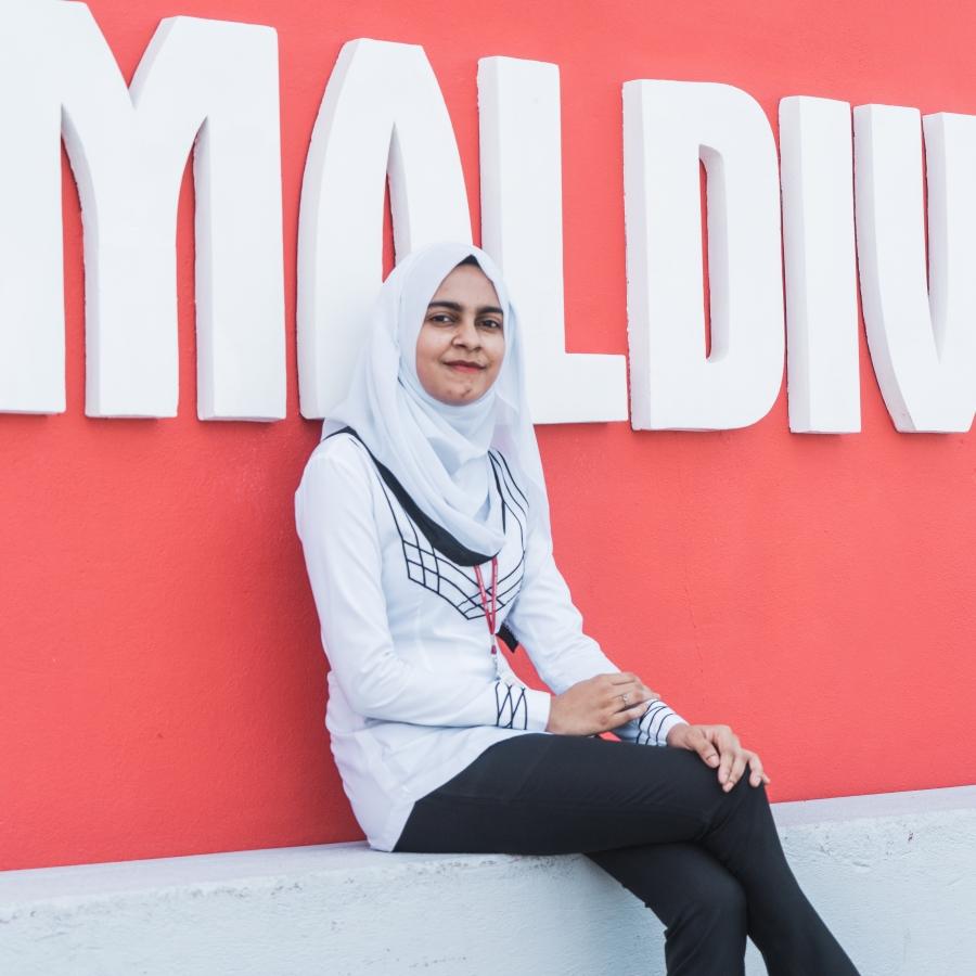 Women Trans Maldivian Airways