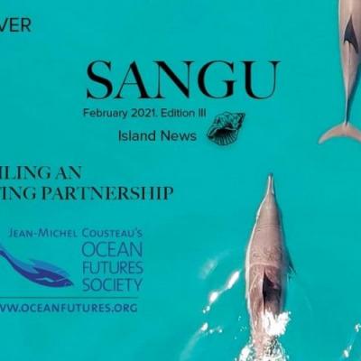 third edition of sangu magazine