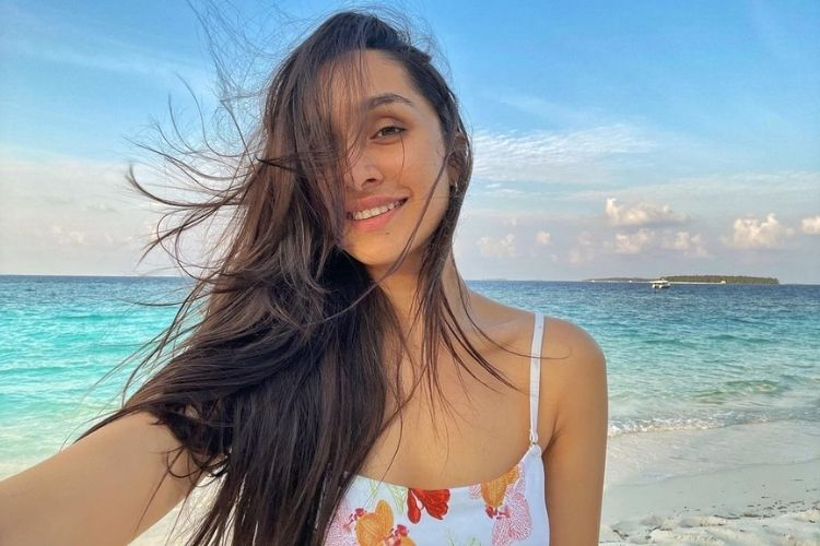 Shraddha Kapoor in Maldives