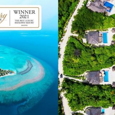 best luxury hideaway resort