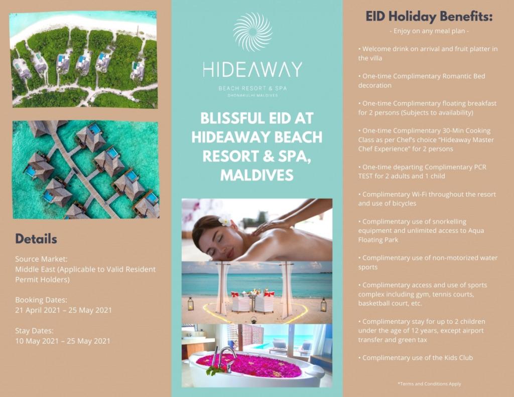 Hideaway Beach Eid