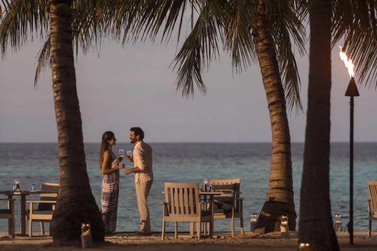 Maldives tourist arrivals April 2021