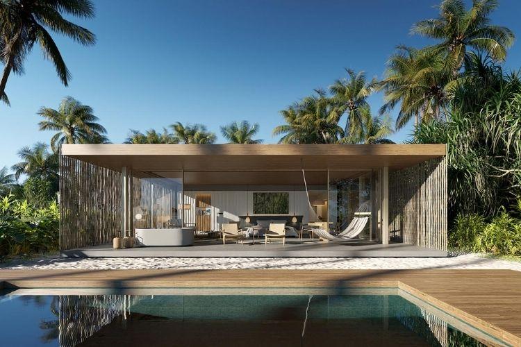 Patina Maldives villa