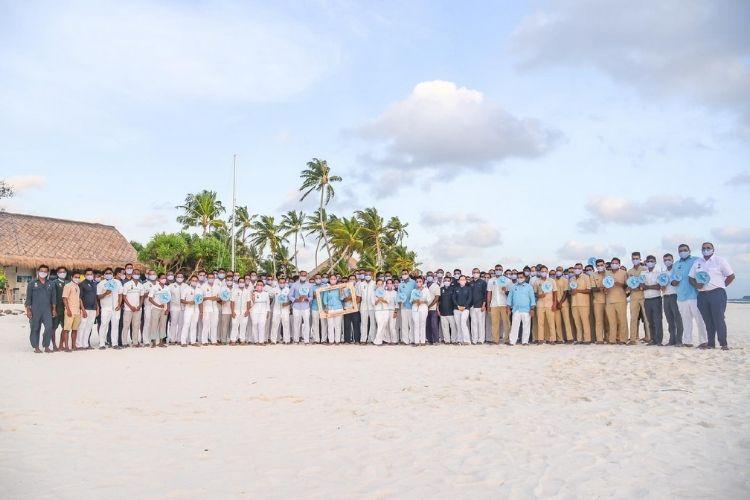 Emerald Maldives Staff memebers