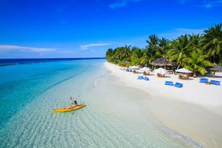 Maldives resort kurumba