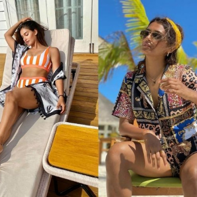 Indian Celebrities in Maldives