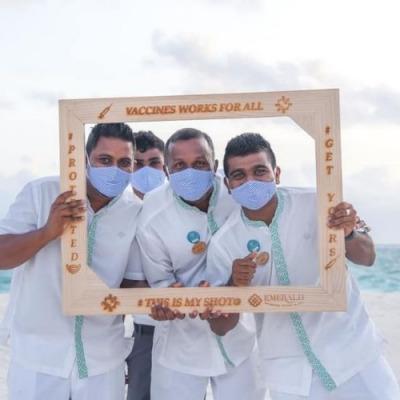 maldives vaccinates over 278,000 people