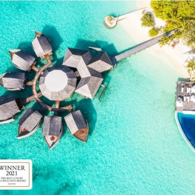 Lily Beach Defends Title of Best Luxury All-Inclusive Resort in the Maldives