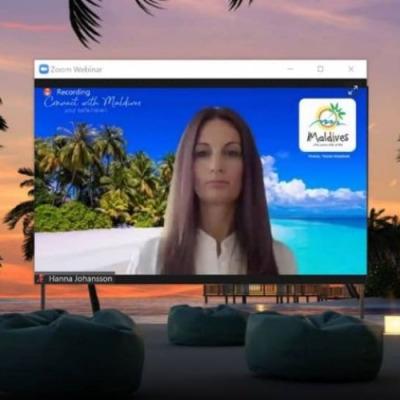 Visit Maldives begins webinar series for the Nordic market to promote Maldives as safe haven